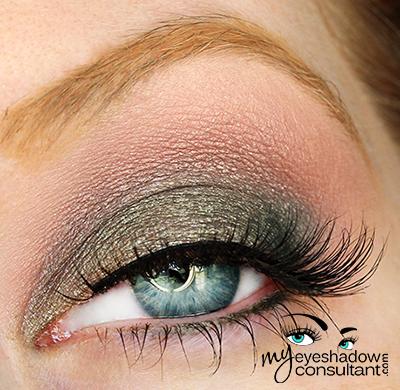 Eye of the Day: A New Way to Wear MAC Greensmoke - My ...