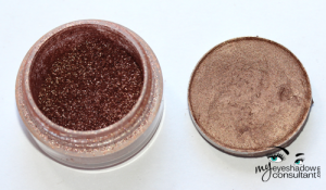 (L to R) Tan pigment, Time & Space