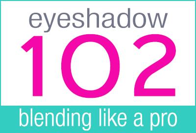 Eyeshadow 102 | Blending Like A Pro