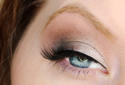 Fall Look with Naked2 Palette
