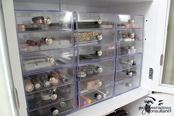 Makeup Re-Organizing! + Storage Solutions for Your Collection - My ...