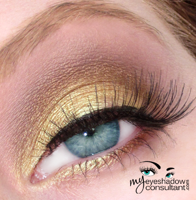 What I don't like about MAC Eyeshadow Gorgeous Gold: